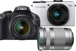 買取ゾウサンはカメラを高価買取