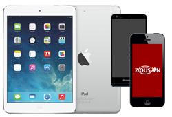 買取ゾウサンは携帯電話、タブレット端末を高価買取