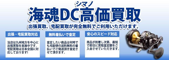 シマノ海魂(DC4000T) バナー画像