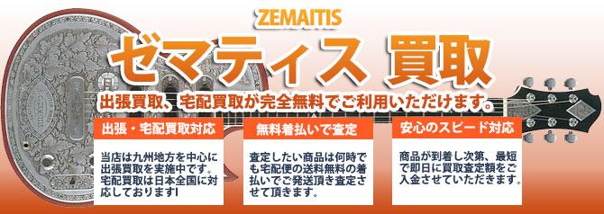 ZEMAITIS(ゼマティス) バナー画像