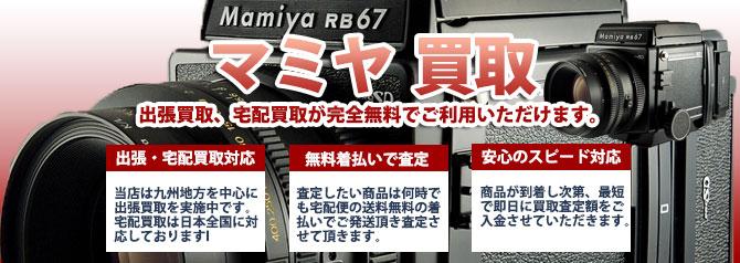Mamiya(マミヤ) バナー画像