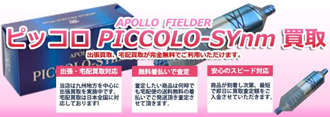 アポロフィールダー ピッコロ・シン バナー画像