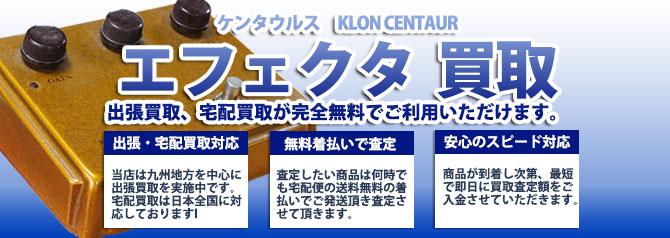 ケンタウルス(KLON CENTAUR) バナー画像